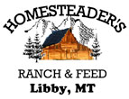 Homesteaders Ranch and Feed