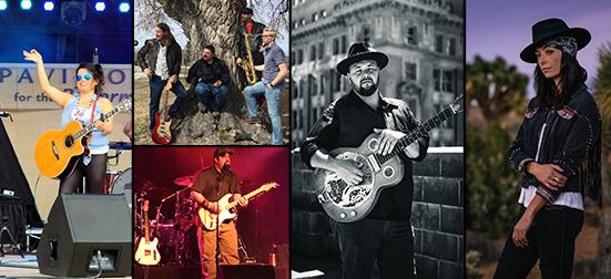2021 Riverfront Blues Festival Bands